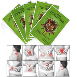 24pcs Tiger Capsicum Patch Herbal Plaster Back Pain Relief Patch Muscle Pain