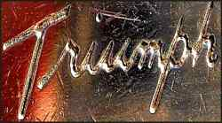 Triumph  Visual Identity Asset  Big Brand Amplifier