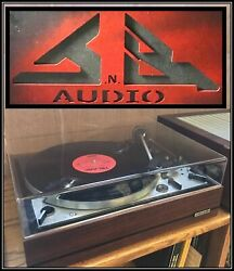 Dual 1229 1219 Custom New Jnb Dust Cover For Turntable  -= Made In Usa =-