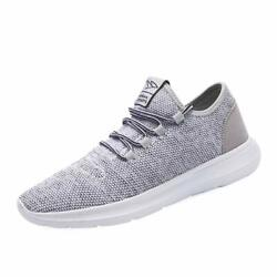 Keezmz Menand039s Running Shoes Fashion Breathable Sneakers Mesh Soft Sole Casual Ath