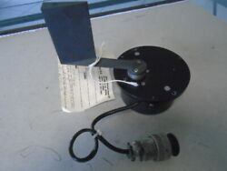 1 Ea Used Angle Of Attack Transducer P/n 25147a-5 Requires Repair