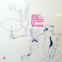 TUBBY HAYES AND THE PAUL GONSALVES ALL STARS – CHANGE OF SETTING - LP