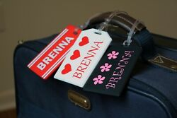 Custom Luggage Tag Suitcases Backpacks Duffel Bags And More