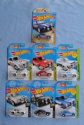 2019 Hot Wheels 1970 Ford Escort Rs 1600 Fast And Furious Gumball Lot Of 7