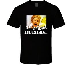 The Invisible Maniac Movie T Shirt