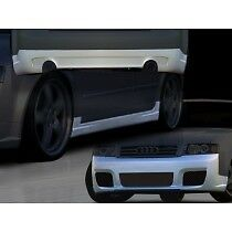 For 2002-2005 Audi A4 Corsa Style Full Body Kit Discontinued No Longer Availab