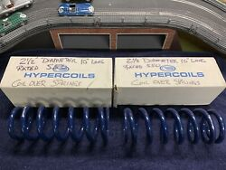 Lqqk Hyperco Coil Springsandrdquo...brand New In Box...see Pictures