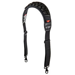 Replacement Heavy Duty Luggage Shoulder Bag Strap Pad Air Cell Padded Curved $42.56