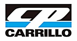 Carrillo 5338 Pro A-beam Tiges Pour Ford Petit Bloc Ford Wmc Canne Boulons