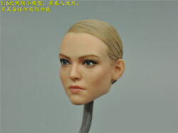 Vts Toys 1/6 The Darkzone Agent Tracy Head Sculpt Vm-019 F 12and039and039 Female Figure
