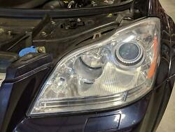 2008 2009 Mercedes Gl550 Driver's Left Side Headlight Free Shipping