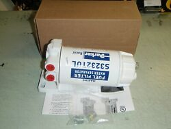 Fuel Filter Racor Gas 62 660rrac02 90gph 10micron Outboard Inboard Boat Engines