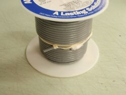 Wire Marine Boat Tinned Copper 16ga Grey 100ft Roll 102410 Wiring Electrical
