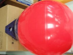 Buoy A Series Red 218 A5r 27 Diameter Height 36 Polyform Eye 1-1/4 Boat Parts