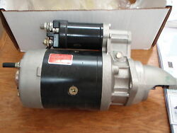 Inboard Engine Starter Counterclock Wise 57-30457 Ccw Arco Marine Boat Parts