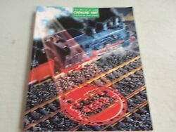 The World Of Lgb Catalog 1997 Trains New Items Cars Locomotives Book 244 Pages