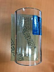 Perko 493 Series Spare Parts Clear Cylinder For 5 Strainer 3.5 X 6 049300599c