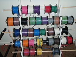 Wire Marine Boat Tinned Copper 14ga Green 100ft Roll 84-516 Wiring Electrical