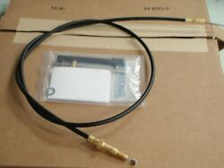 Mercruiser Shift Cable 865437a02 Bravo Marine Boat Outdrive Engine Parts Transom