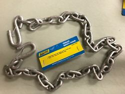 Trailer Safety Chains Seachoice 51281 1/4 X 42 Class Iii Galvanized Boat Parts