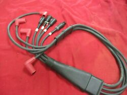 Rolls Royce Silver Cloud Ignition Wires, Spark Plug Cables Nos, Ue31275, Ue31292