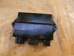 T1155 2005 05 Yamaha Grizzly Yfm 660 Cdi Capacitive Discharge Ignition F8t40372