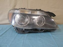 ✅ 06 07 08 Bmw 7-series Xenon Complete Headlight Lamp Right Passenger Afs Oem
