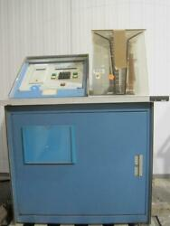 Omega Meter Ionic Contamination Test System Model 600r Used Alpha Metals Inc