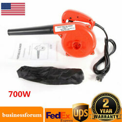 Electric Handheld Mini Air Blower Pro Compact Dust Cleaner 110v 700w Usa