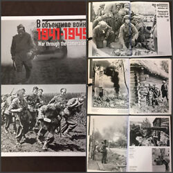 Wwii Ww2. The Lens Of The Second World War 1941 - 1945 Photo Album [rus] [eng]