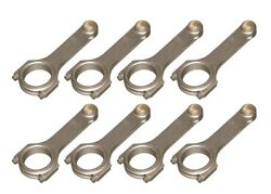 Connecting Rod - H Beam - 6.625 In Long - Bushed - 7/16 In Cap Screws - Forged S
