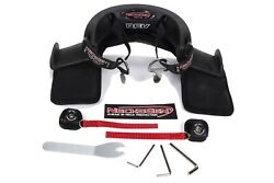 Head And Neck Support - Rev - Sfi 38.1 - Carbon Fiber - Small - Kit