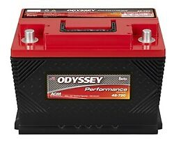 Battery - Performance Series - Agm - 12v - 723 Cranking Amp - Top Post Terminals