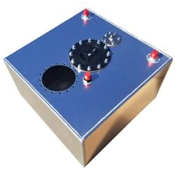 Fuel Cell - 15 Gal - 18 X 20 X 10 In Tall - 8 An Male Outlet - 8 An Male Vent -