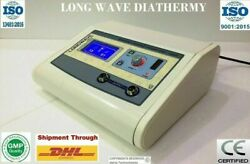 Delta Longwave Physiotherapy Shortwave Therapy Management Machine Cf