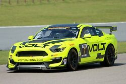 Ford Mustang GT4 RaceTrack car built by Multimatic 2017
