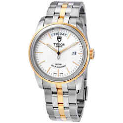 Tudor Glamour Date Day Automatic Menand039s Watch M56003-0112