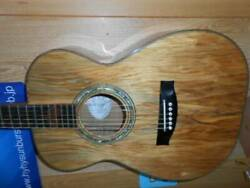Maton Made In 2007 Custom Shop Amazing Order Andy Allen 1 Of Edition beautiful