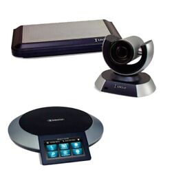 Lifesize Express 220 Video Camera 10x Phone 2nd Generation Conferencing Kit