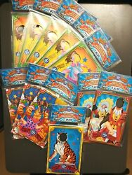 Ringling Brothers Circus Photo Refrigerator Magnets Lot Of 11 4 X 6 Sealed Nip