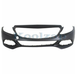Capa 15-18 C300/c350e W/o Sport Package Front Bumper Cover W/surround View