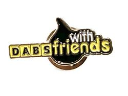 With Dubs Friends Hat Pin ,heady Pin