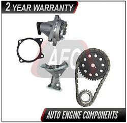 Timing Chain Kit And Water Pump Fits Gm Century Cavalier Cadillac Lumina 2.0l 2.2l