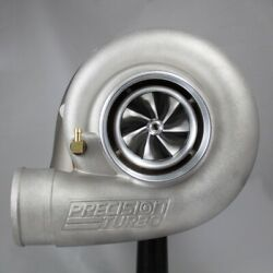 Precision Turbo 6875 Gen2 With Ported H And .96a/r V-band In/out Turbine Housing