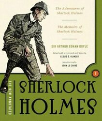 The New Annotated Sherlock Holmes The Complete Short Stories The Adventur...