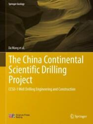 The China Continental Scientific Drilling Project Ccsd-1 Well Drilling Eng...