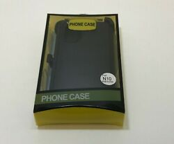 For Samsung Galaxy Note10 10 Case w Belt Clip Fits Otterbox DEFENDER Black $13.99