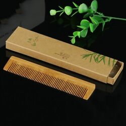 Massage Wooden Combs Bamboo Vent Brushes Hairs Care And Beauty Spa Massage Tools