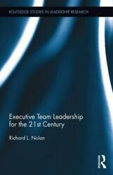 Executive Team Leadership In The Global Economic And Competitive Environmen...