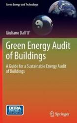 Green Energy Audit Of Buildings A Guide For A Sustainable Energy Audit Of ...